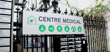 Un nouveau centre médical pour vous accueillir